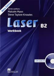 Libro usato in vendita Laser B2 Workbook with audio CD Malcom Mann, Steve Taylore-Knowles