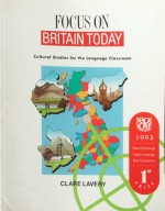 Libri usati in dono Focus on Britain Today Clare Lavery